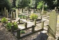 oude begraafplaats west