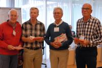 De Zeurore, de ploeg van vrijwilligers van het Gemeentearchief Zaanstad