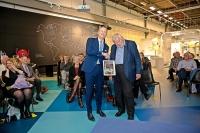 Presentatie boek Jur Kingma. Copyright Veerle Sloof