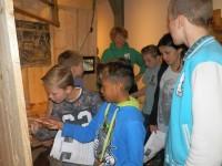jeugd in molenmuseum