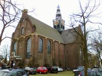 De Bullekerk aan de Westzijde te Zaandam. Foto OSeveno, via Wikimedia.