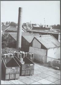 Terrein van Pielkenrood in 1975. Bron: Gemeentearchief Zaanstad